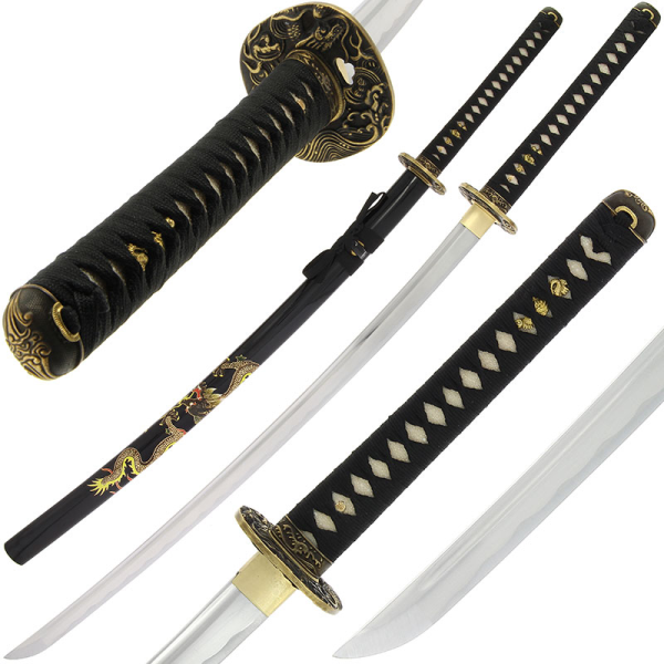 Eastern Dragon Samurai Sword (AW170)