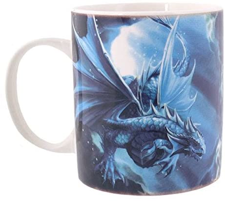 Water Dragon Mug (Age of Dragons) Anne Stokes (AW833)