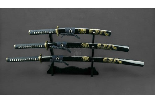 "Righteous Dragon ""Hand Forged"" Samurai Set (AW1279)"
