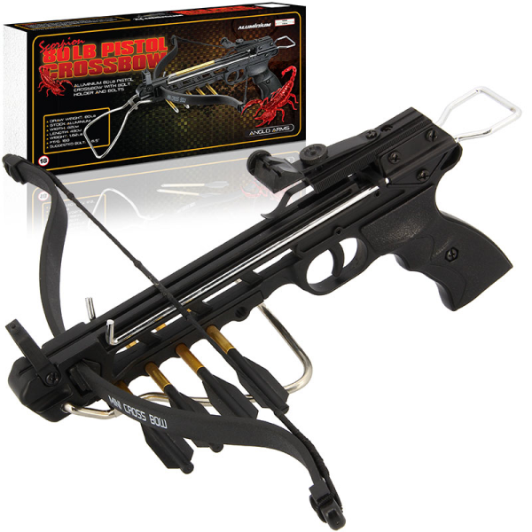 80LB Aluminium Scorpion Crossbow
