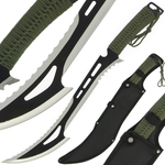Long Reach Machete Green Version (AW554)