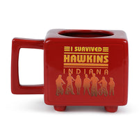 I Survived Hawkins (Heat Changing Mug) Stranger Things (AW1042)