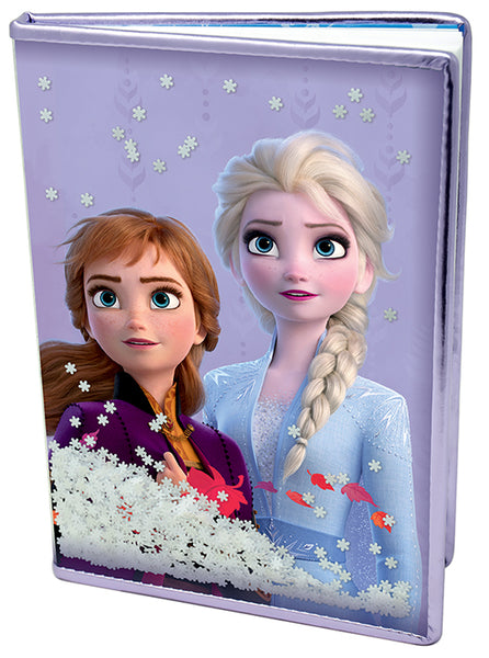 Snow Sparkles (Frozen 2) Premium Notebook