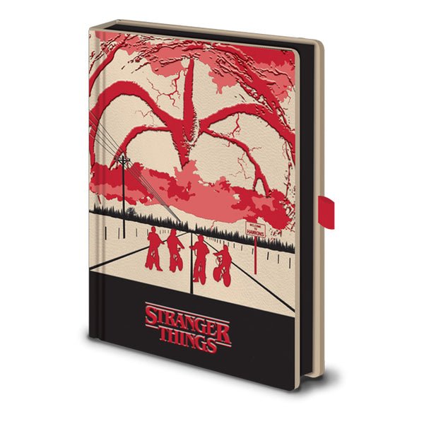 Mind Flayer (A5 Notebook Light Up) Stranger Things (AW1606)