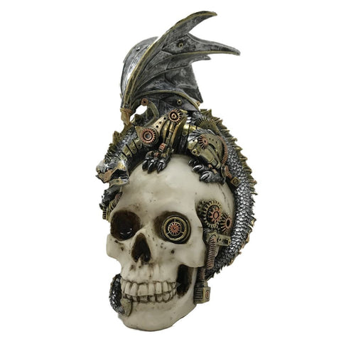 Steel Wing Skull (AW451)