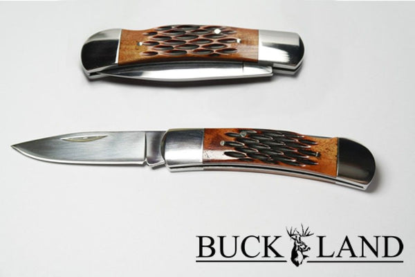 "Buckland ""The Rancher"" Lock Knife (AW331)"