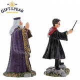 Harry & The Headmaster Figurine