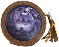 Night Forest 3D Coin Purse - Anne Stokes (AW835)
