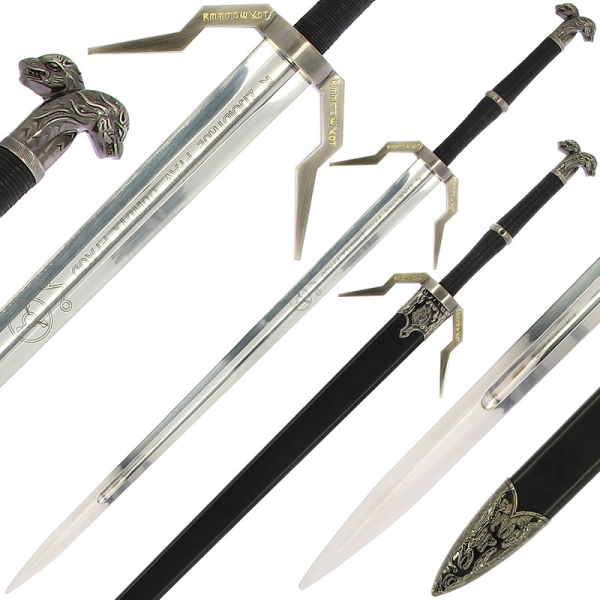 Rivia 2nd Version (Witch) Sword (AW1295)