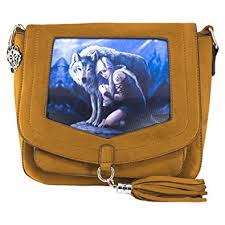 Protector Side Bag - Anne Stokes