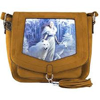 Winter Guardians Side Bag - Anne Stokes (AW1172)