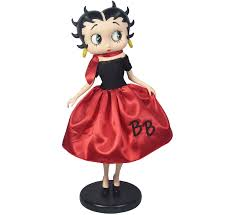 Betty Boop 50's Costume (AW1297)