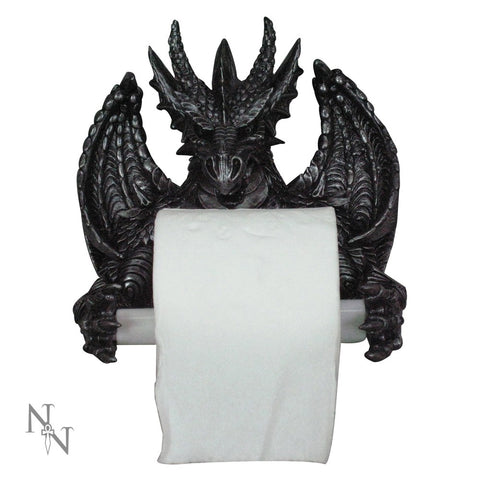 Dragon Toilet Roll Holder (AW512)