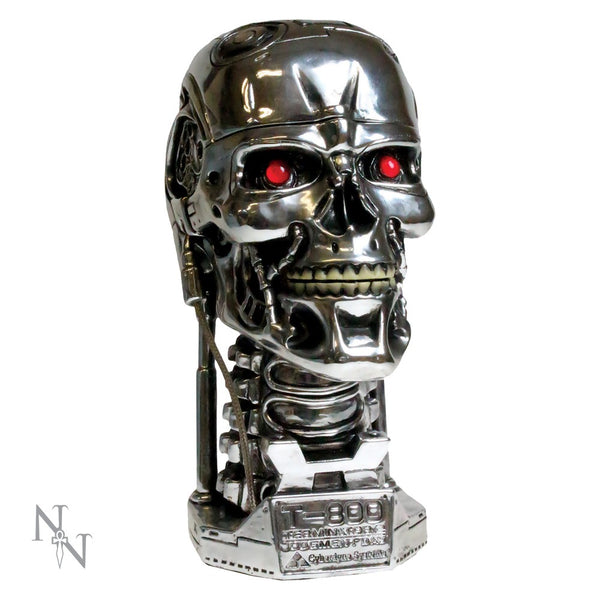 Terminator 2 Head Box (Official License)