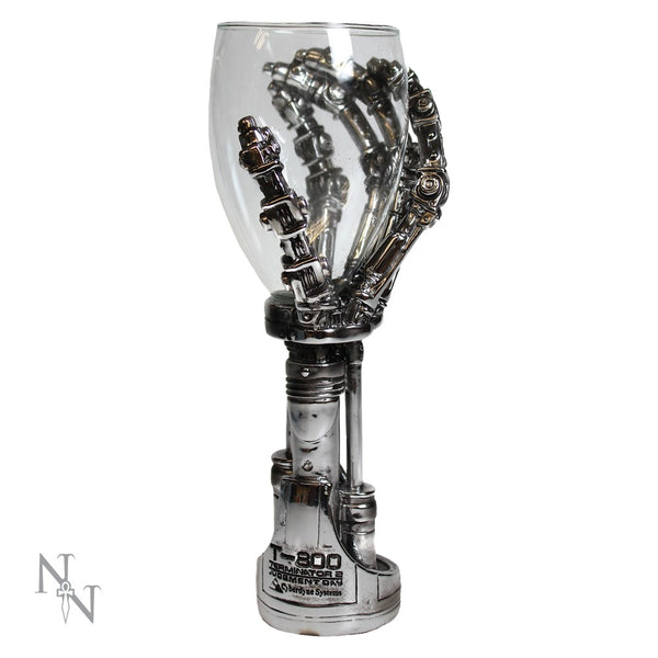 Terminator 2 Hand Goblet (Official License)