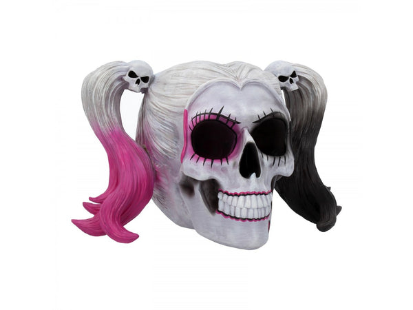 Little Monster Pigtailed Skull (AW1206)
