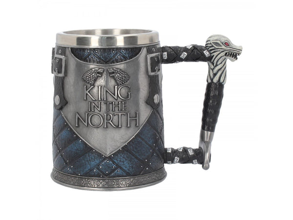 King In The North Tankard - Game of Thrones