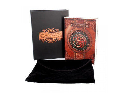 Fire & Blood Journal (AW1208)