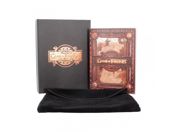 Seven Kingdoms Journal (AW1209)