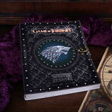 Winter is Coming (Stark House) Journal Game of Thrones (AW678)