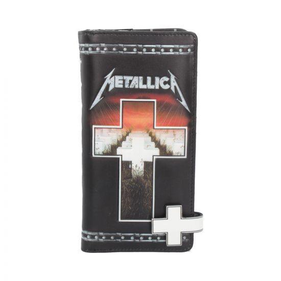 Metallica Master of Puppets Embossed Purse