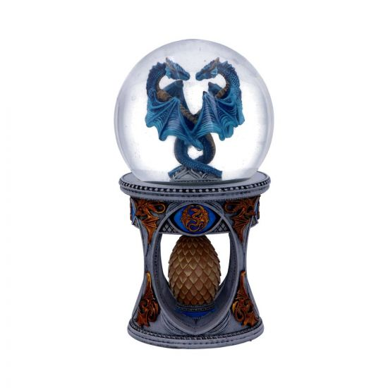 Dragon Heart (Snow Globe) Anne Stokes (AW471)