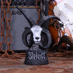 Flaming Goat Bust - Slipknot (AW411)