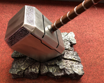 Mjolnir Hammer with Display Stand (AW406)