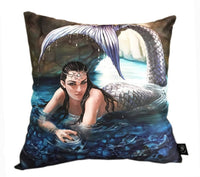 Hidden Depths (Anne Stokes) Cushion