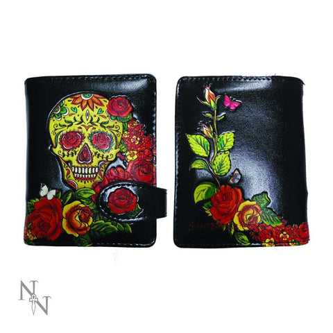 Candy Skull (Day of the Dead) Purse (AW680)