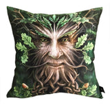 Oak King (Anne Stokes) Cushion