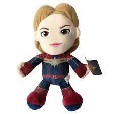 "Captain Marvel (12"") Soft Toy"