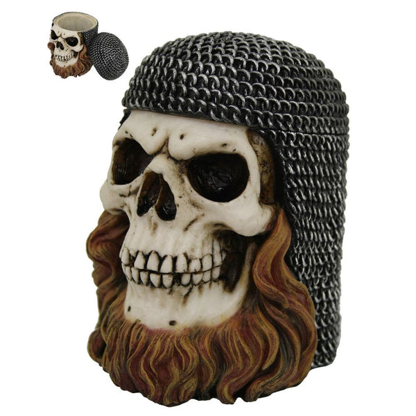 Dead of Knight Skull Trinket Box