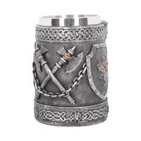 Victory of Battle (Lion Shield) Tankard (AW683)