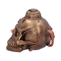 Pipe Up (Steampunk Skull)
