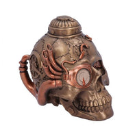 Pipe Up (Steampunk) Skull (AW1537)