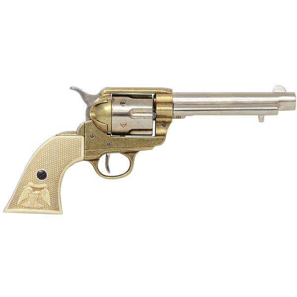 Colt (Nickel & Brass) Peacemaker (AW1383)