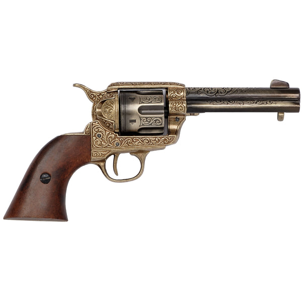 Colt Peacemaker (Engraved) 1869 (AW1386)