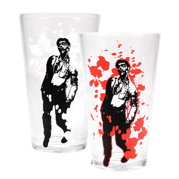 Resident Evil Cold Change Glass