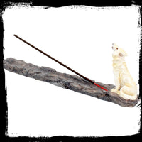 Wolf Call Incense Holder (AW944)
