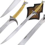 Dwarf Kings Orc (Rings) Machete (AW1040)