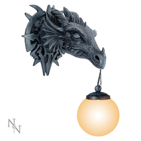 Gothic Dragon Wall Light (AW491)