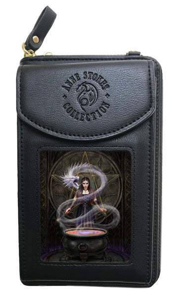 The Summoning (Purse/Phone Holder) Anne Stokes (AW584)