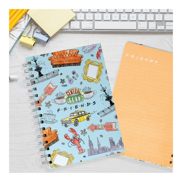 Friends A5 Wiro Notebook
