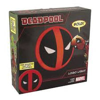 Deadpool Logo Light