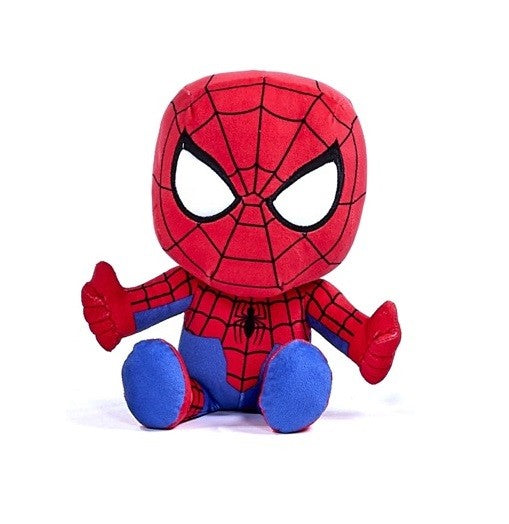 "Spiderman (12"") Various Poses Soft Toy"