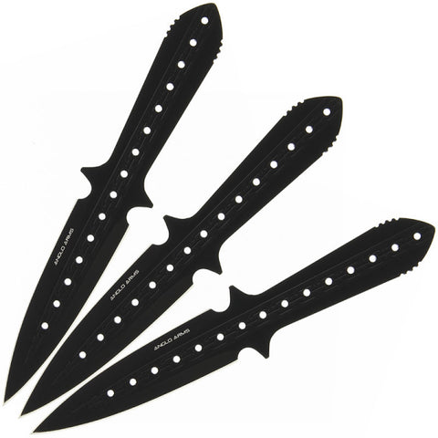 Heavyweight Set of 3 Throwing Knives (AW962)