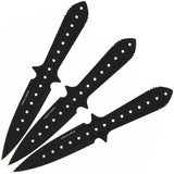 Stealth (Set of 3) Throwing Knives (AW962)