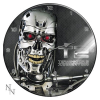 Terminator 2 Glass Clock (Official License)