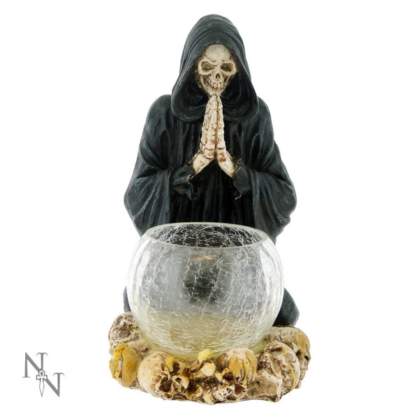 Reapers Prayer Candle Holder (AW855)
